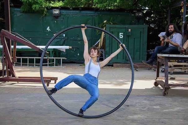 Framework - Only Child Aerial Theatre