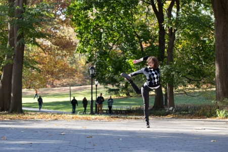 Central Park. Chelsea Robin Lee Photo