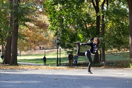 Central Park. Chelsea Robin Lee Photo